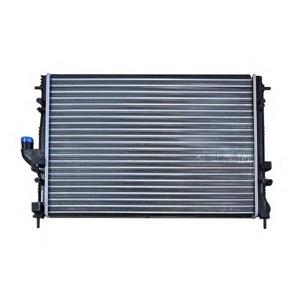Радиатор LANOS QAP c кондиционером