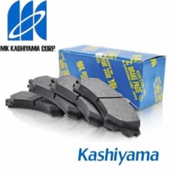 Колодки тормозные передние  AVEO Kashiyma