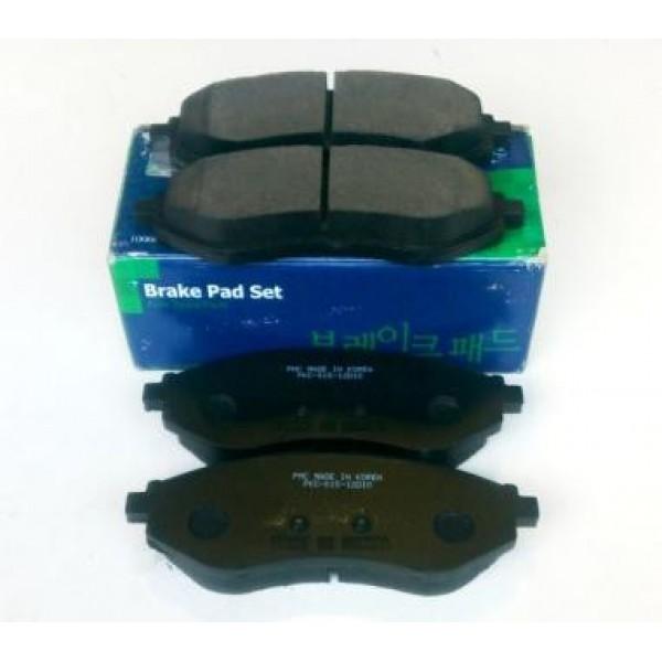 Колодки тормозные передние AVEO (РМ)