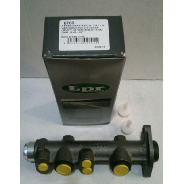 Главный тормозной цилиндр Ваз-2101-07 LPR