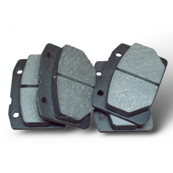 Колодки тормозные передние  Ваз-2101-07 DEL TECH