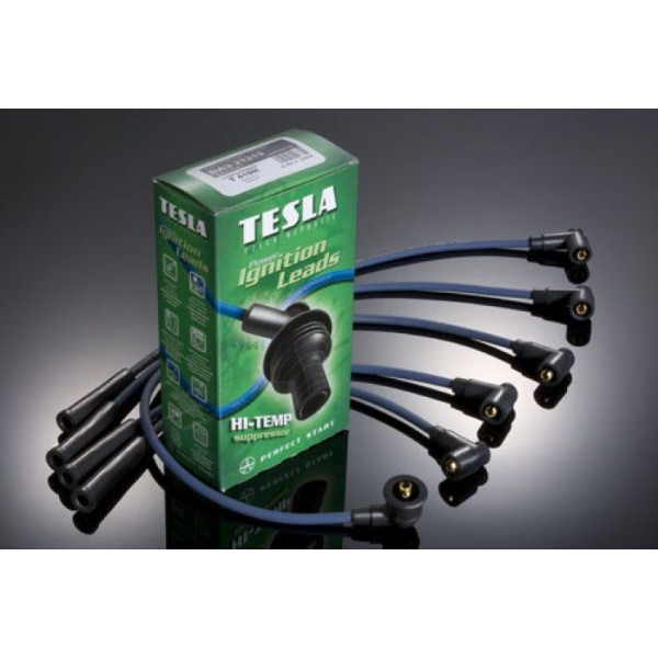 Провода зажигания EPDM Ваз-2109 инжектор ГАЗ( для ГБО)    TESLA