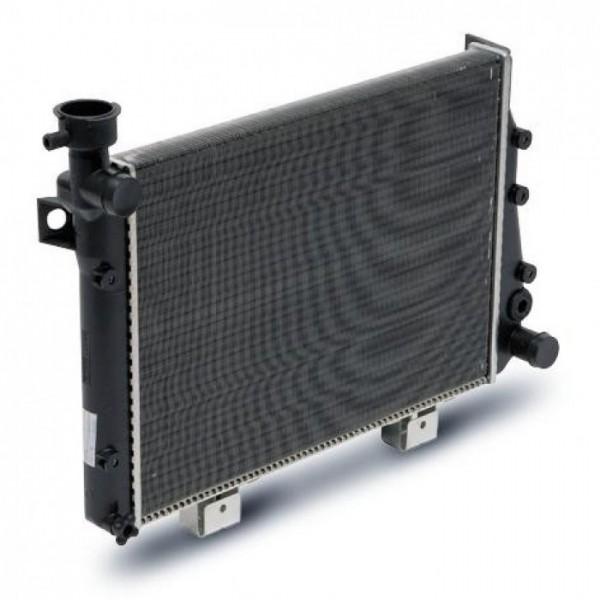 Радиатор Ваз-2107 WEBER