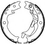 Колодки ручного тормоза LACETTI (USA)