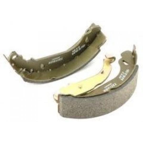 тормозные колодки задние 200x39 DACIA  LOGAN QSP-M