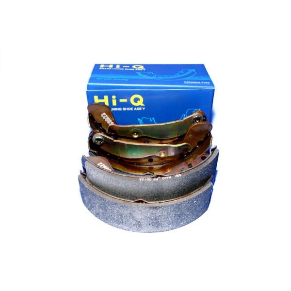 Колодка тормозная  задняя  Hi-Q Ланос