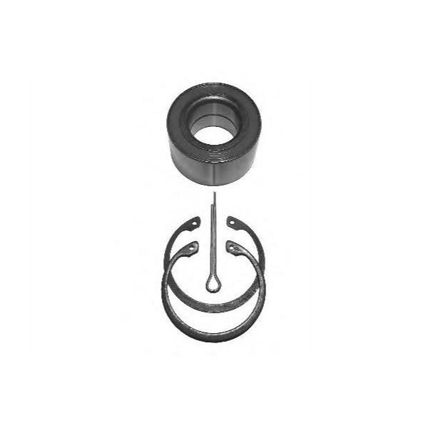 Подшипник передней ступицы  LANOS 1.5  MOOG
