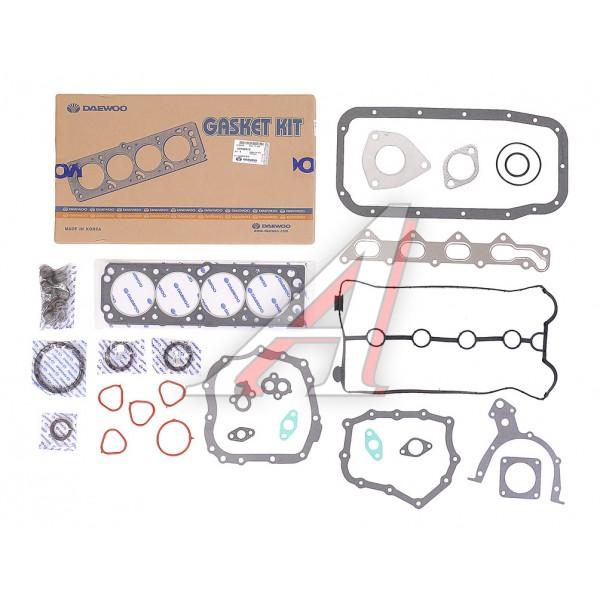 Комплект прокладок двигателя (полный) Лачети 1,6 КАР - МТ Корея (ориг)