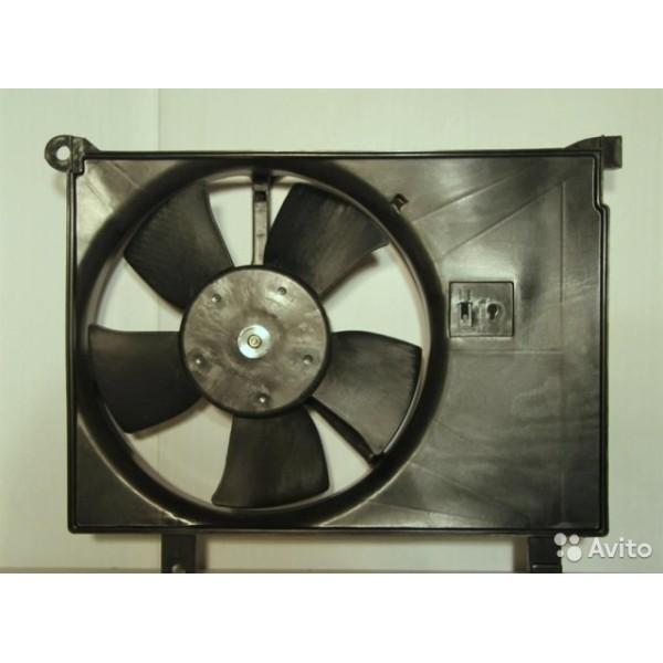 Вентилятор дополнительный LANOS