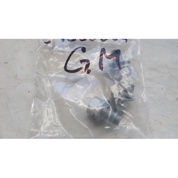 Болт кожуха выпускного коллектора ланос GM Корея