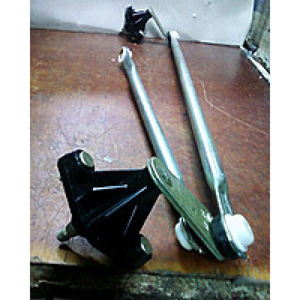 Механизм стеклоочистителя рычажный (трапеция) под большой шар Ланос, Сенс grog Корея